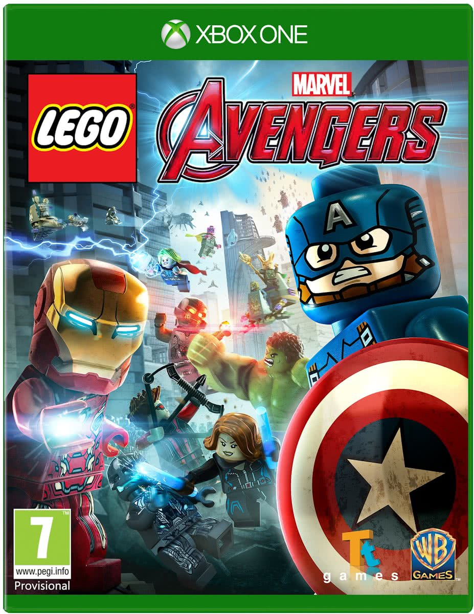 LEGO Marvels Avengers - Xbox One