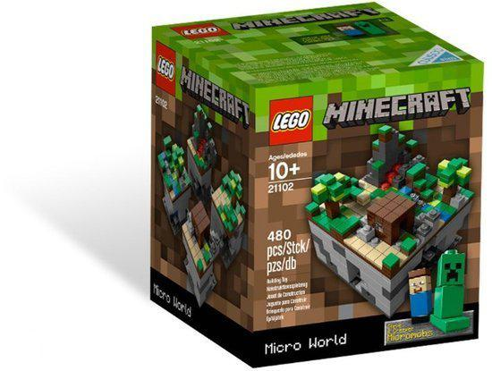 LEGO Minecraft Micro World - 21102