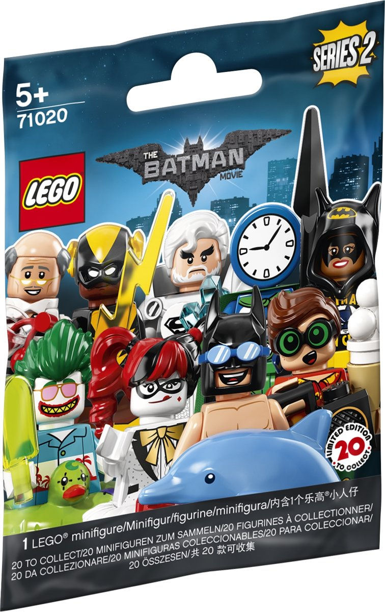 LEGO Minifigures BATMAN FILM serie 2