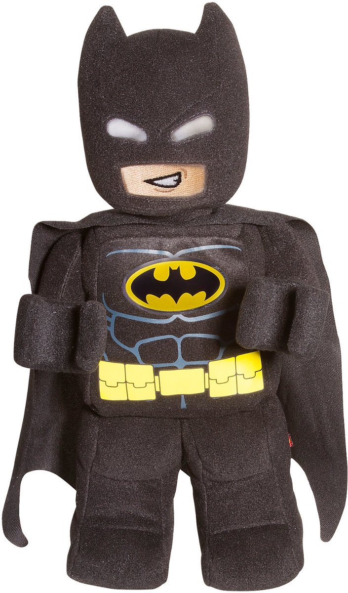 LEGO Minifigures Batman Minifigure Plush Bouwpakket