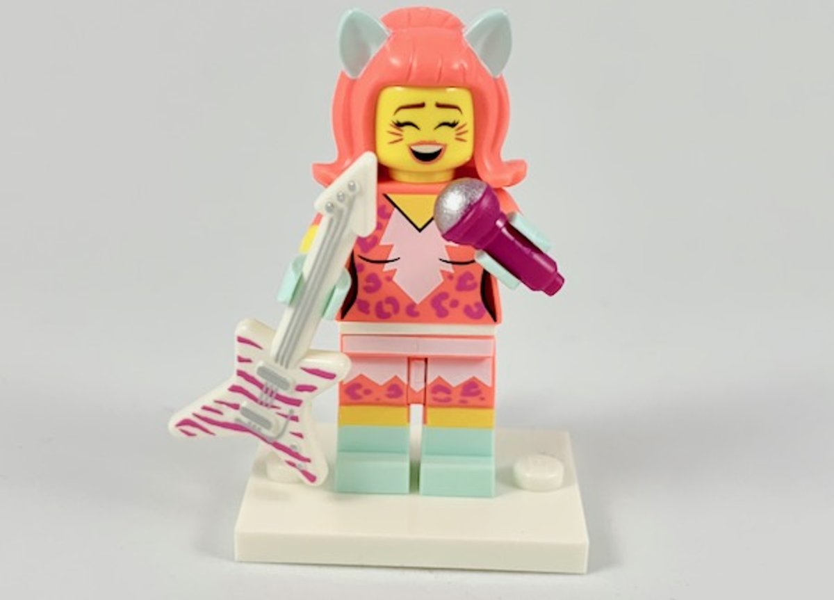 LEGO Minifiguur The LEGO Movie 2 Kitty Pop coltlm2-15
