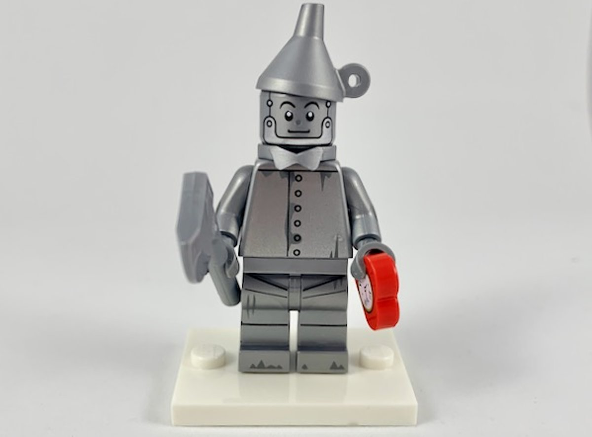 LEGO Minifiguur The LEGO Movie 2 Tin Man coltlm2-19