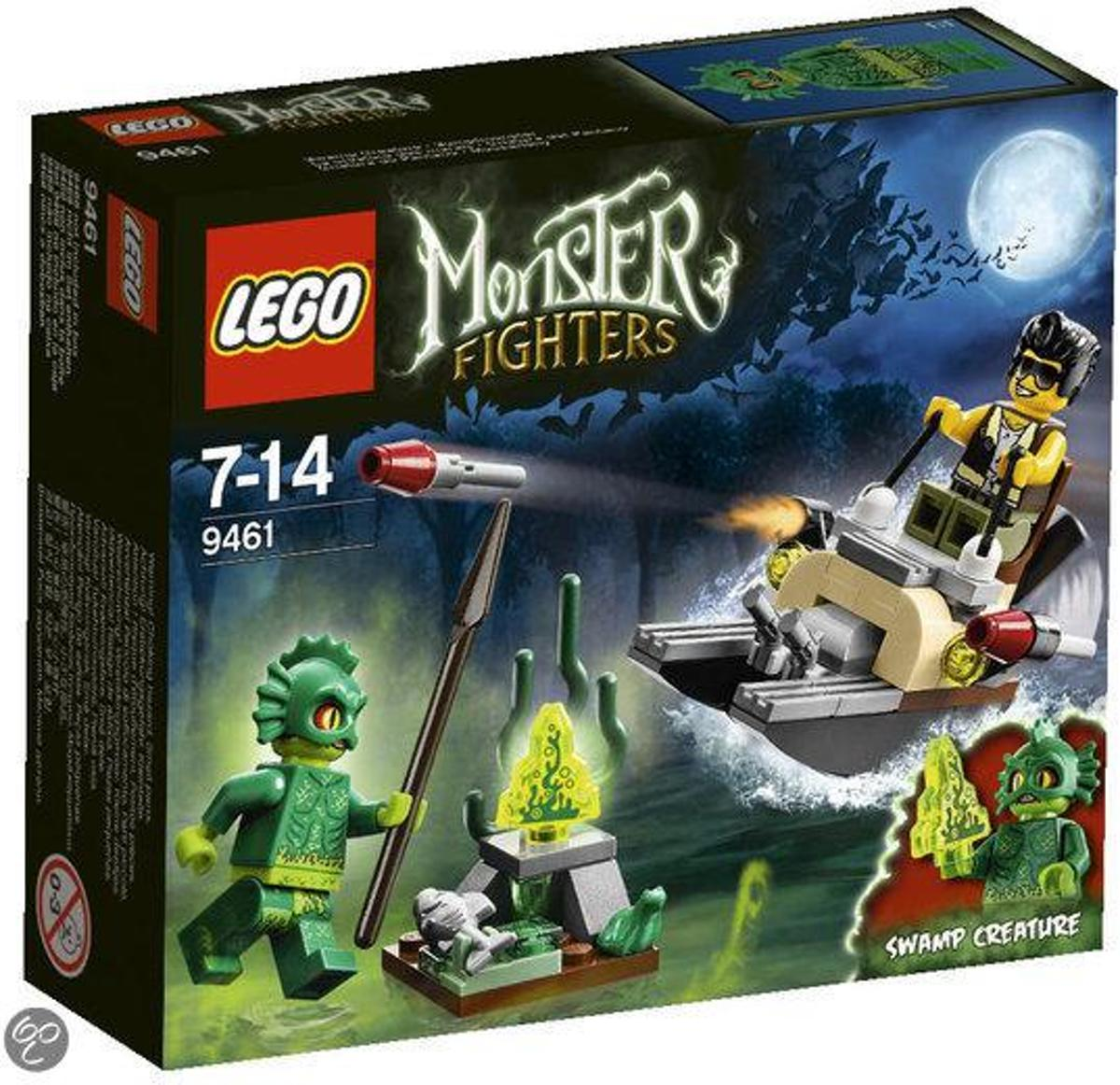 LEGO Monster Fighters Moerasmonster - 9461