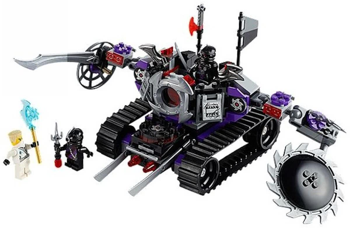 LEGO NINJAGO Destructoid - 70726