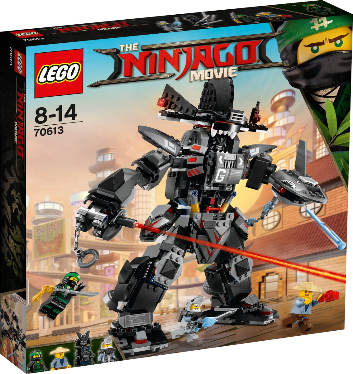 LEGO NINJAGO Movie Garma Mecha Man - 70613