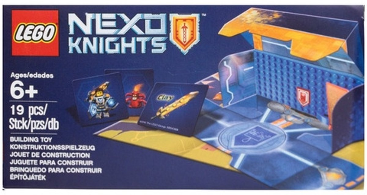 LEGO Nexo Knights Battle Stadion