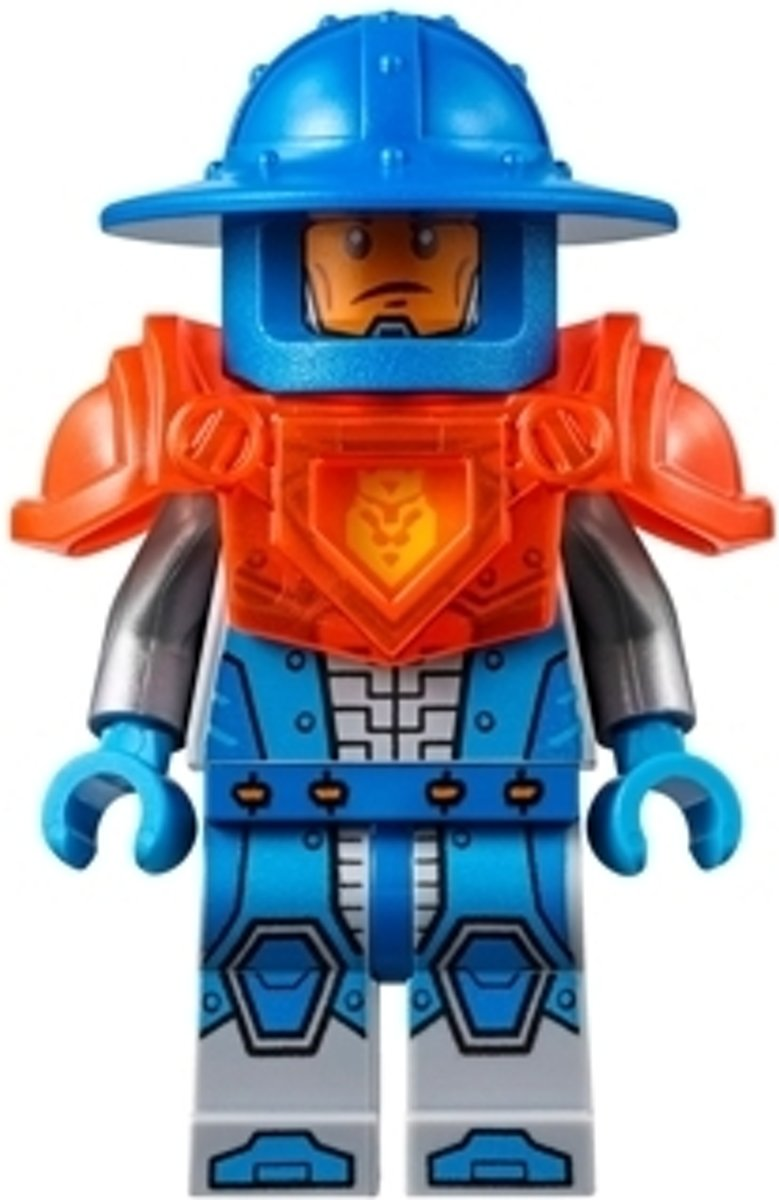 LEGO Nexo Knights Royal Soldier / Guard Minifiguur NEX074
