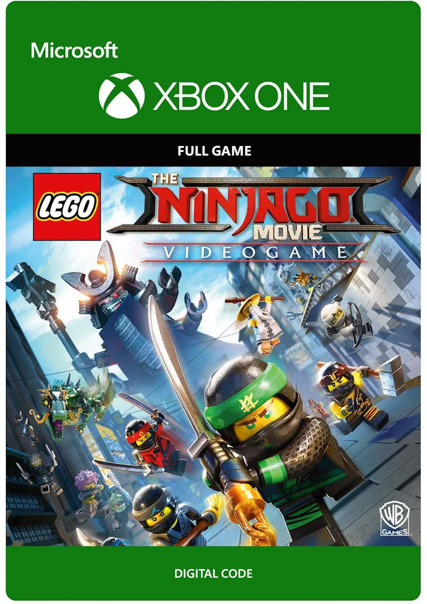 LEGO Ninjago Movie Videogame - Xbox One Download