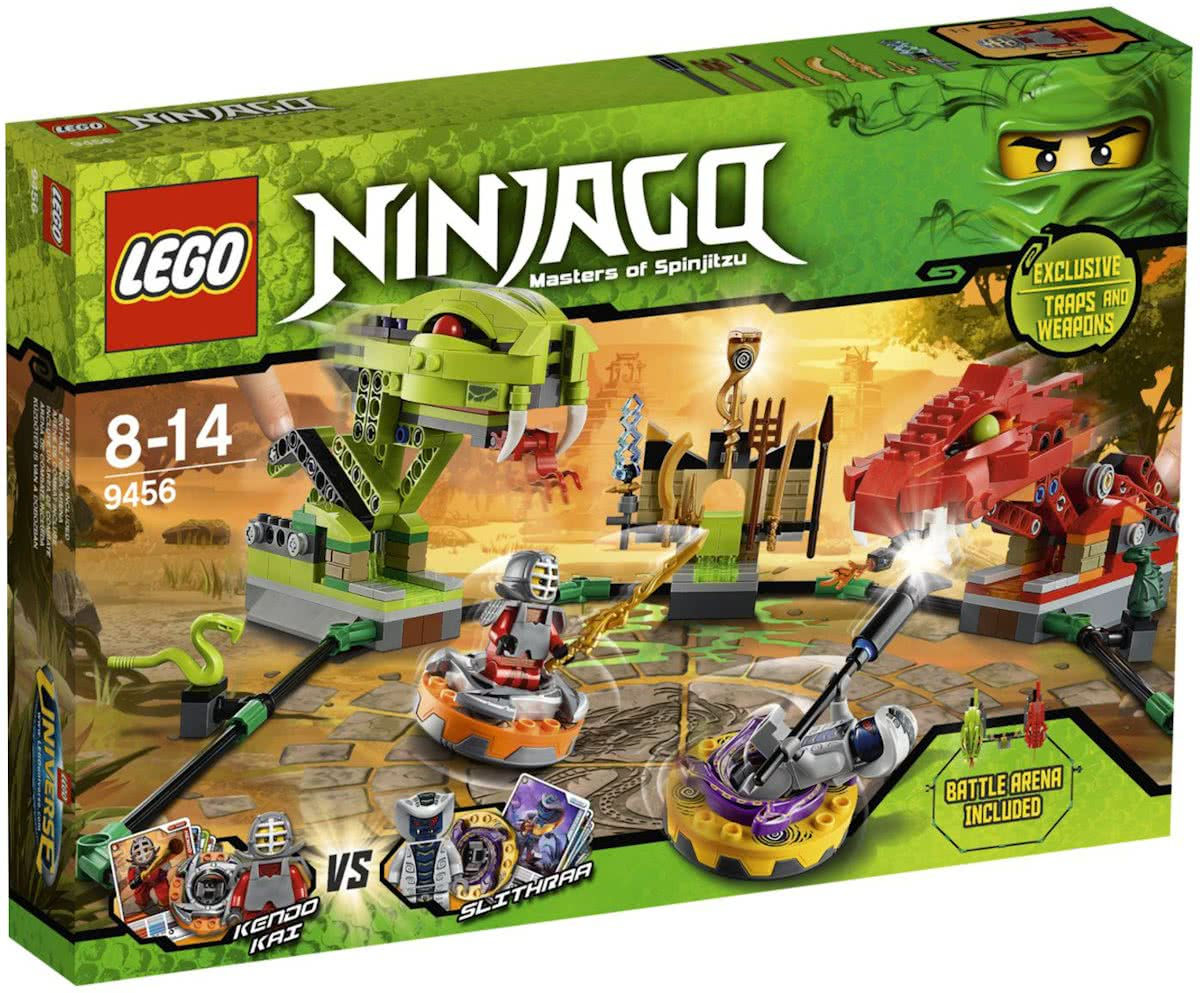 LEGO Ninjago Spinner Battle Arena - 9456
