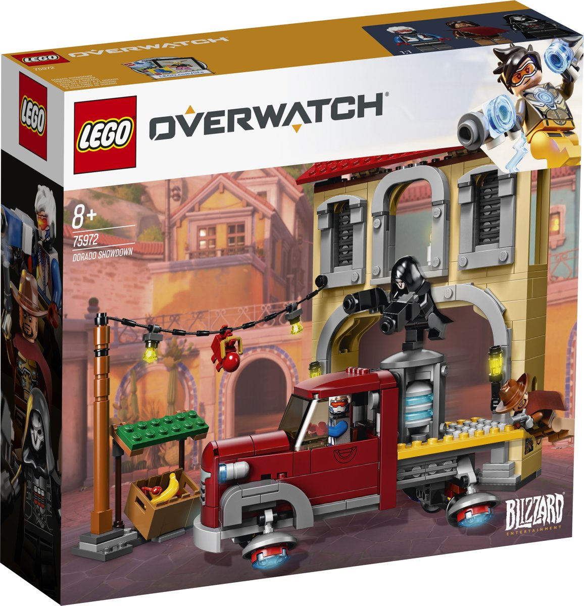 LEGO Overwatch Dorado Showdown - 75972