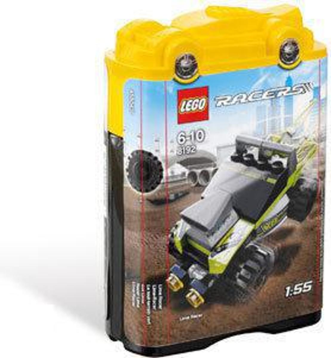 LEGO Racers Lime Racer - 8192