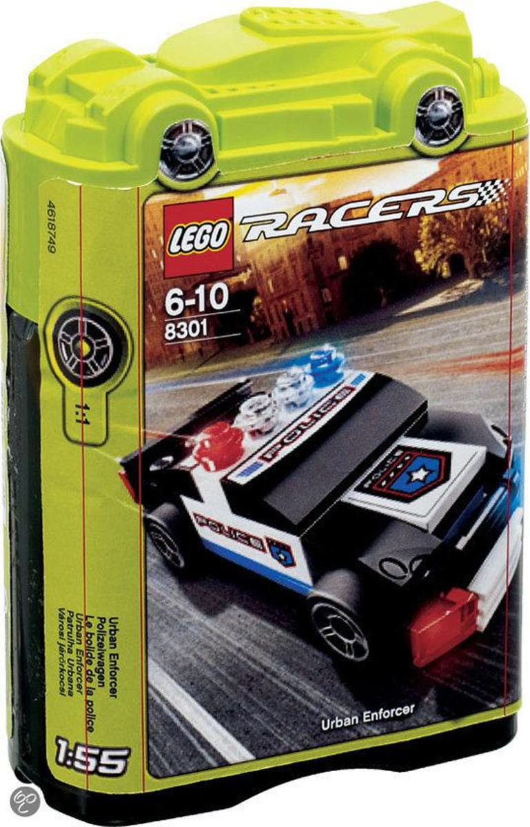 LEGO Racers Politieracer - 8301