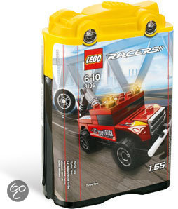 LEGO Racers Turbo Tow - 8195