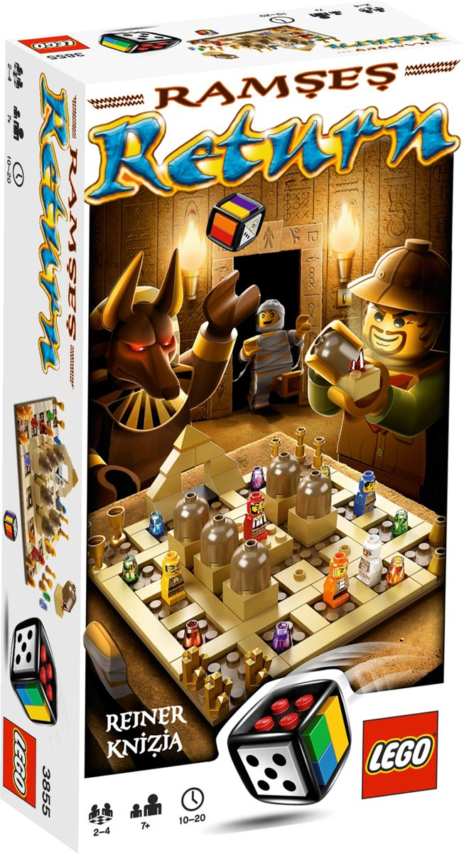 LEGO Ramses Return - Kinderspel
