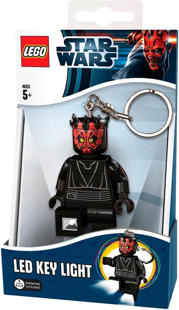 LEGO STAR WARS DARTH MAUL KEY LIGHT CTM