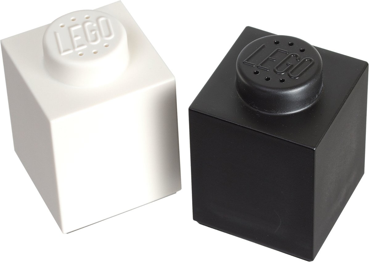 LEGO Salt and Pepper Set Bouwpakket
