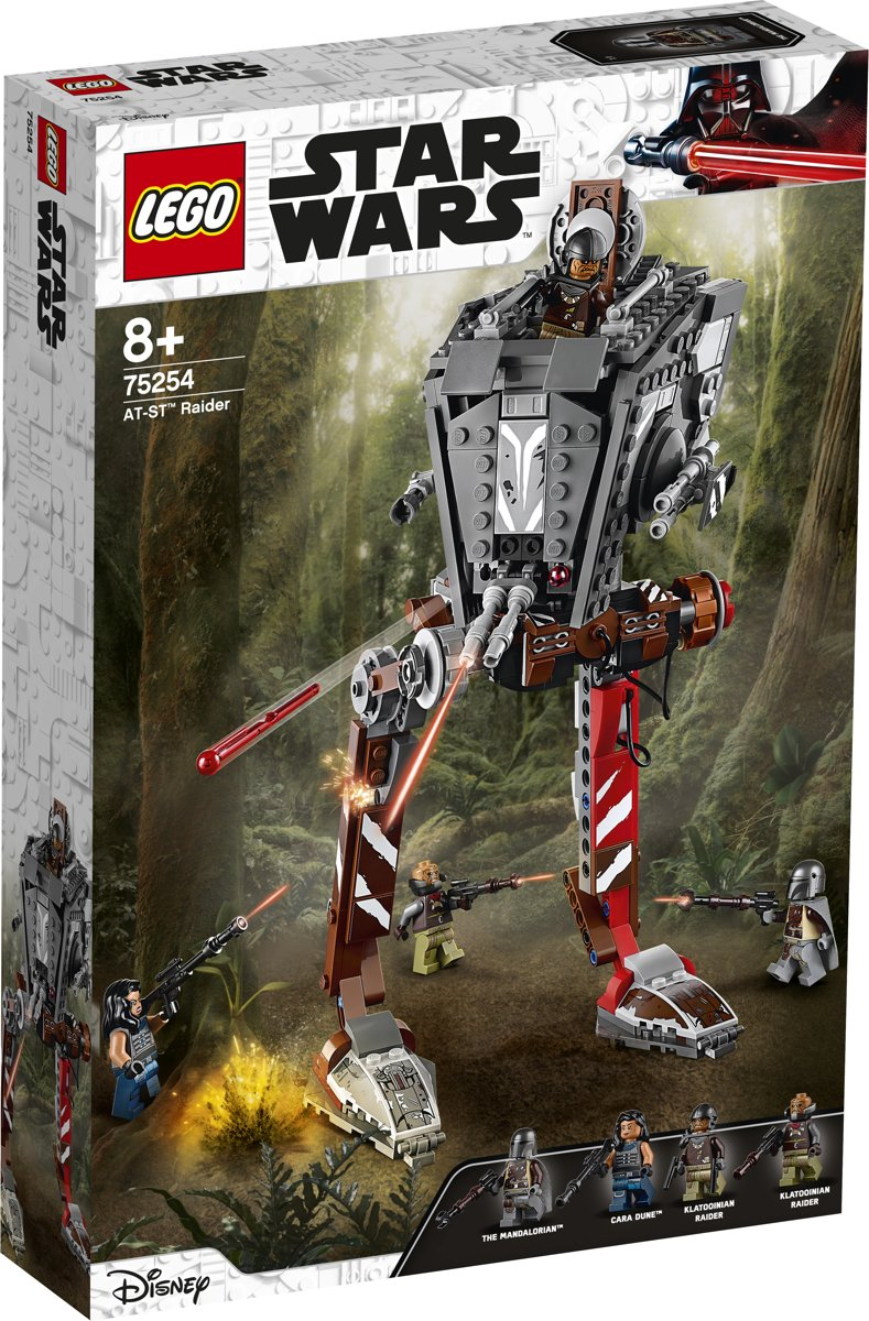 LEGO Star Wars AT-ST Raider - 75254