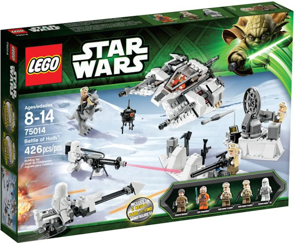 LEGO Star Wars Battle Of Hoth - 75014