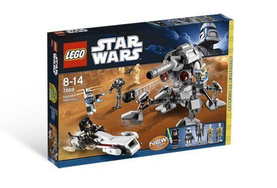 LEGO Star Wars Battle for Geonosis - 7869