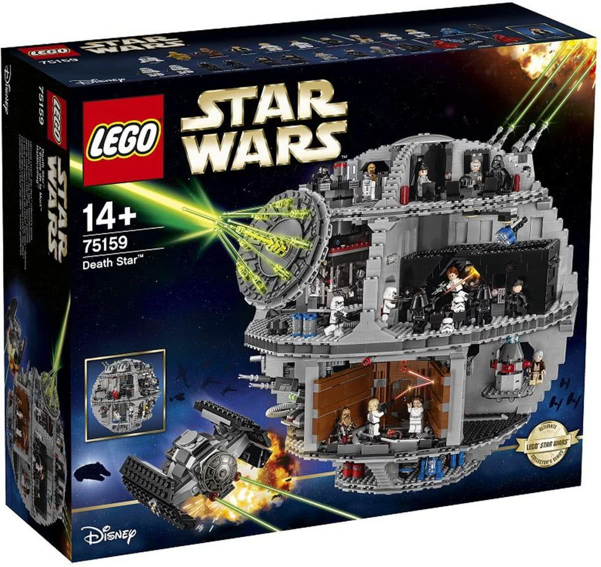 LEGO Star Wars Death Star - 75159