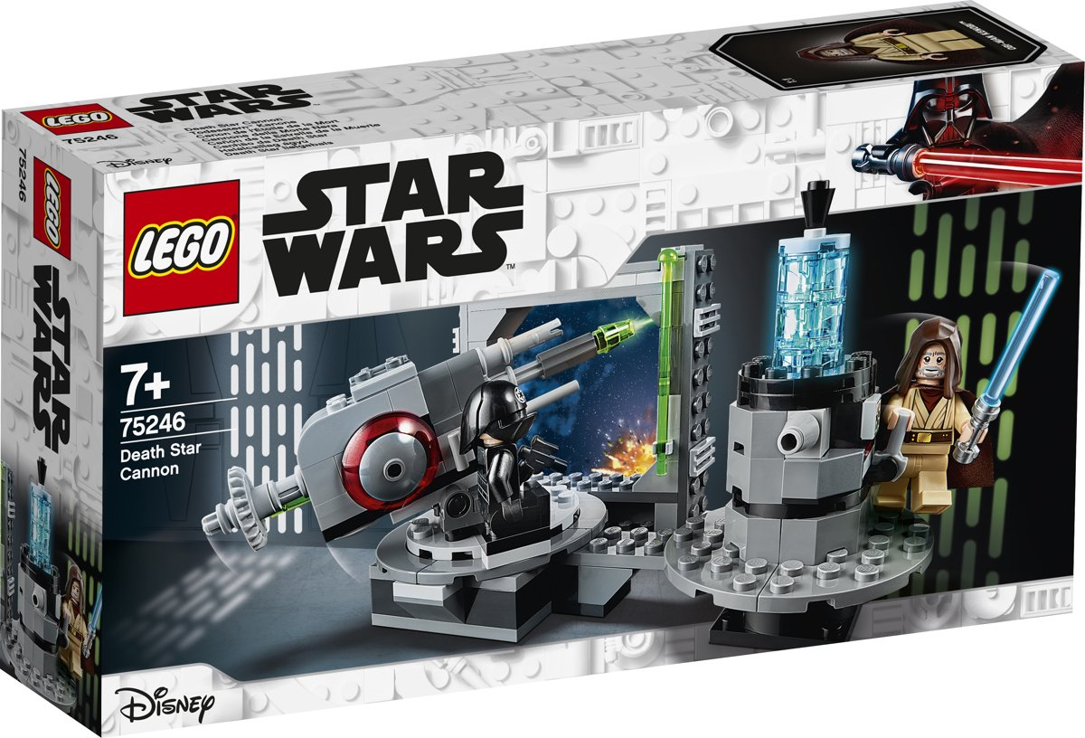 LEGO Star Wars Death Star Kanon - 75246