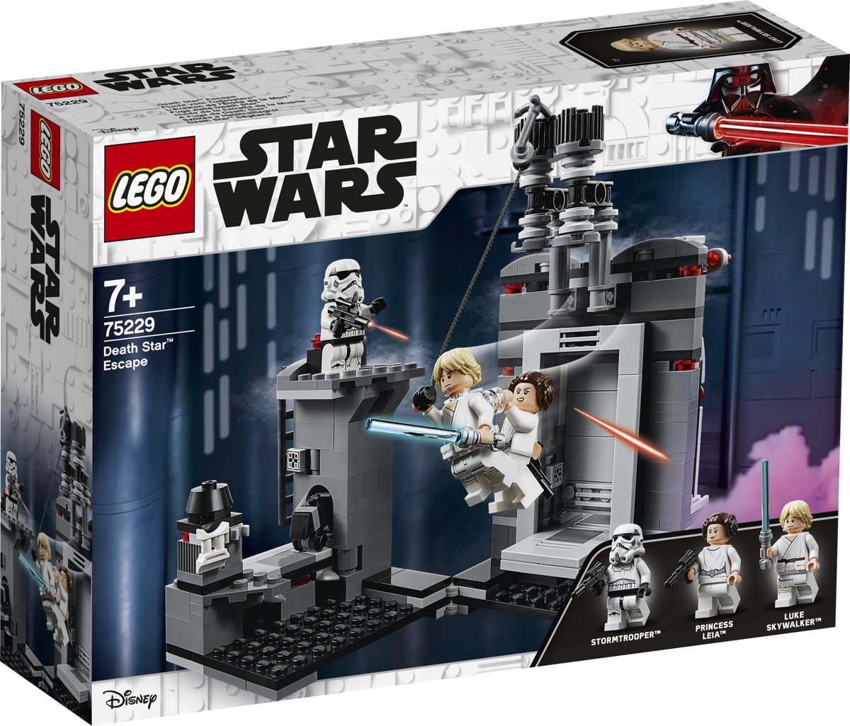 LEGO Star Wars Death Star Ontsnapping - 75229