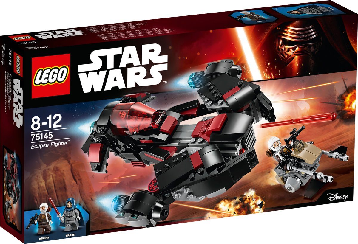 LEGO Star Wars Eclipse Fighter - 75145