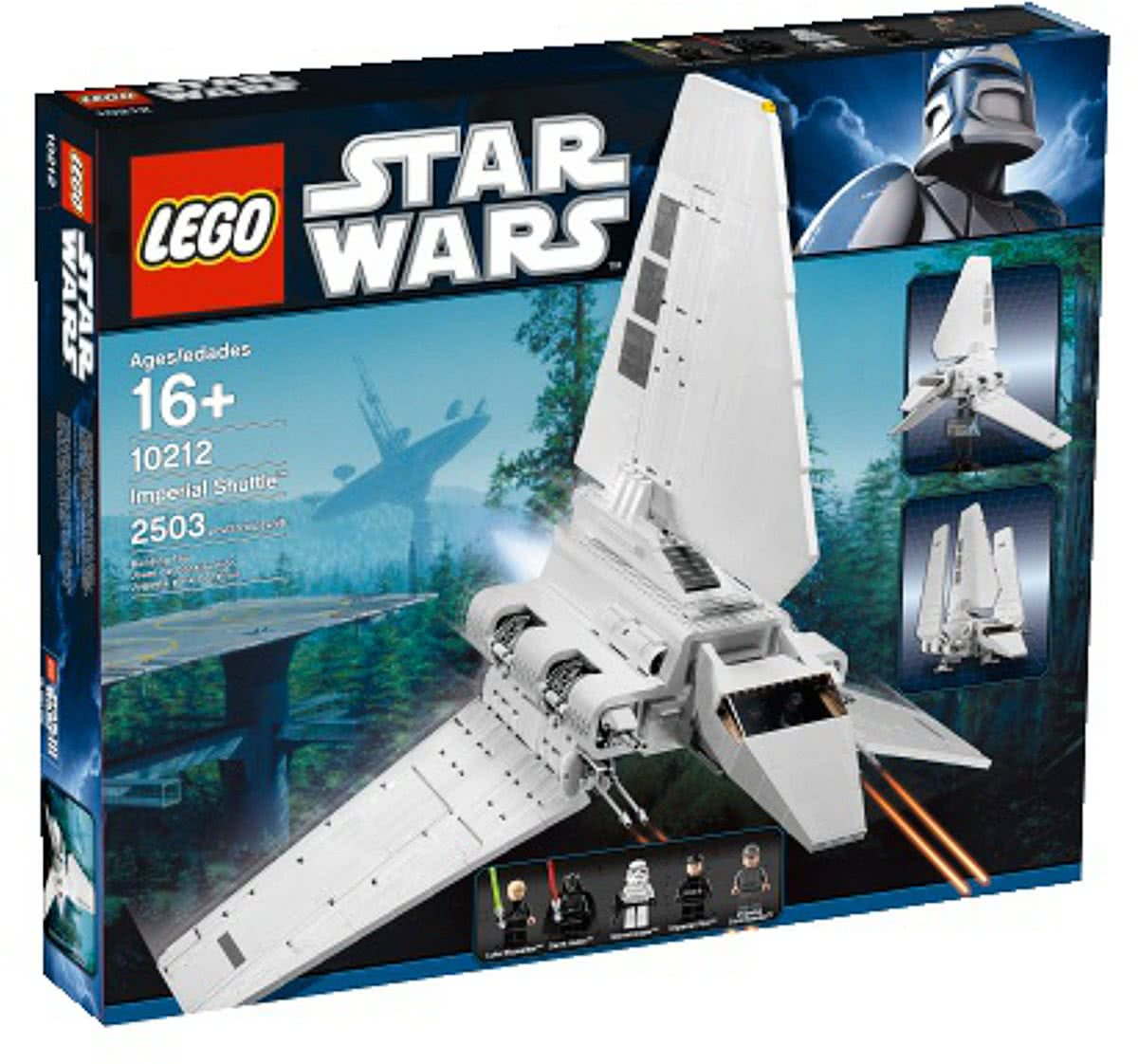 LEGO Star Wars Imperial Shuttle - 10212