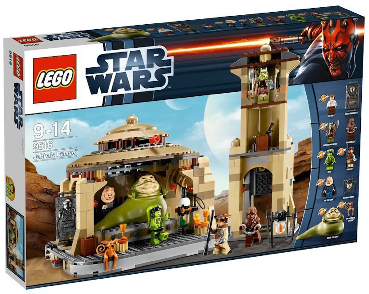 LEGO Star Wars Jabbas Palace - 9516
