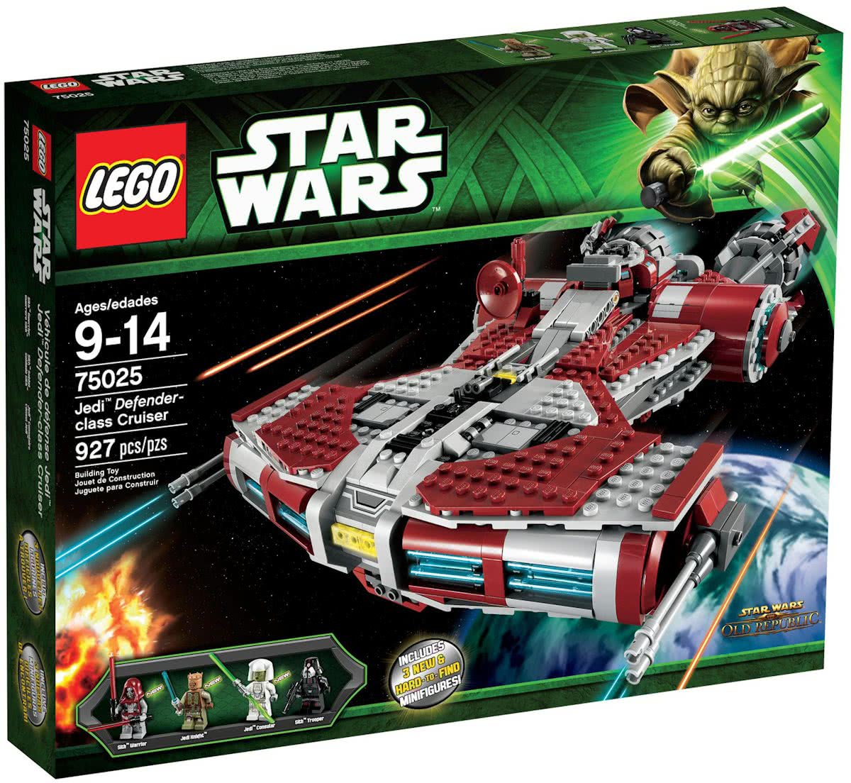 LEGO Star Wars Jedi Defender - 75025