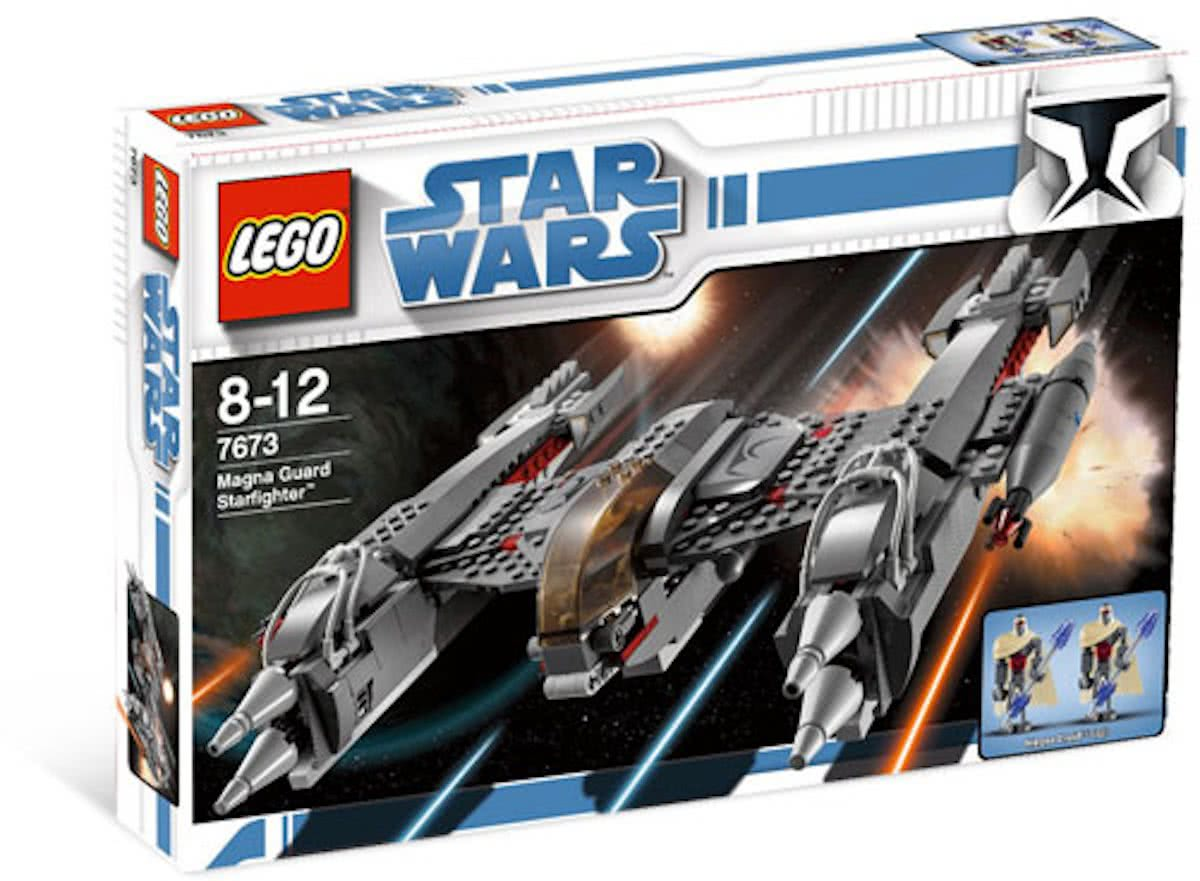 LEGO Star Wars Magnaguard Starfighter - 7673
