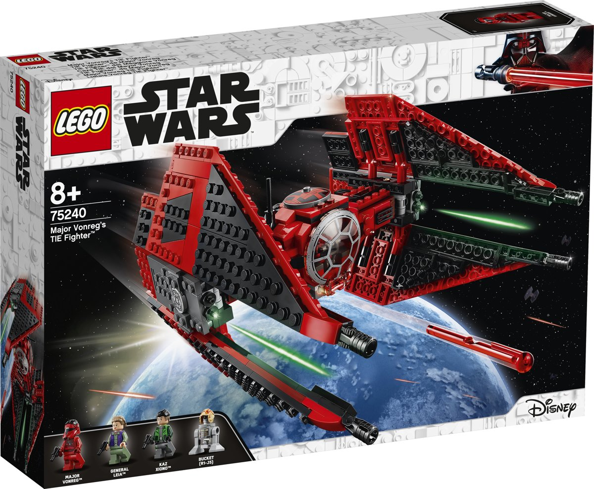 LEGO Star Wars Major Vonregs TIE Fighter - 75240