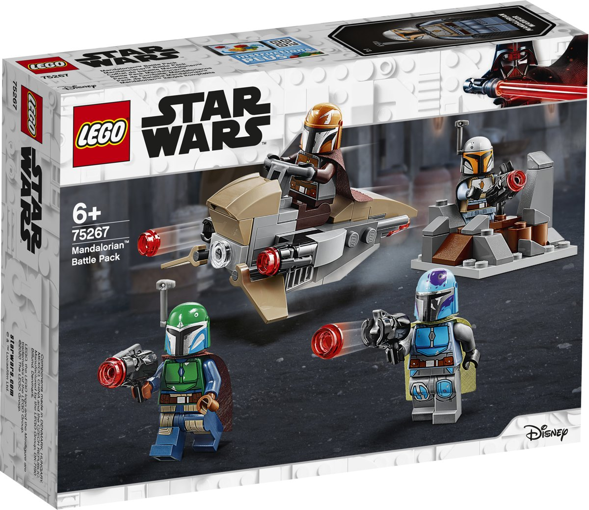 LEGO Star Wars Mandalorian Battle Pack - 75267