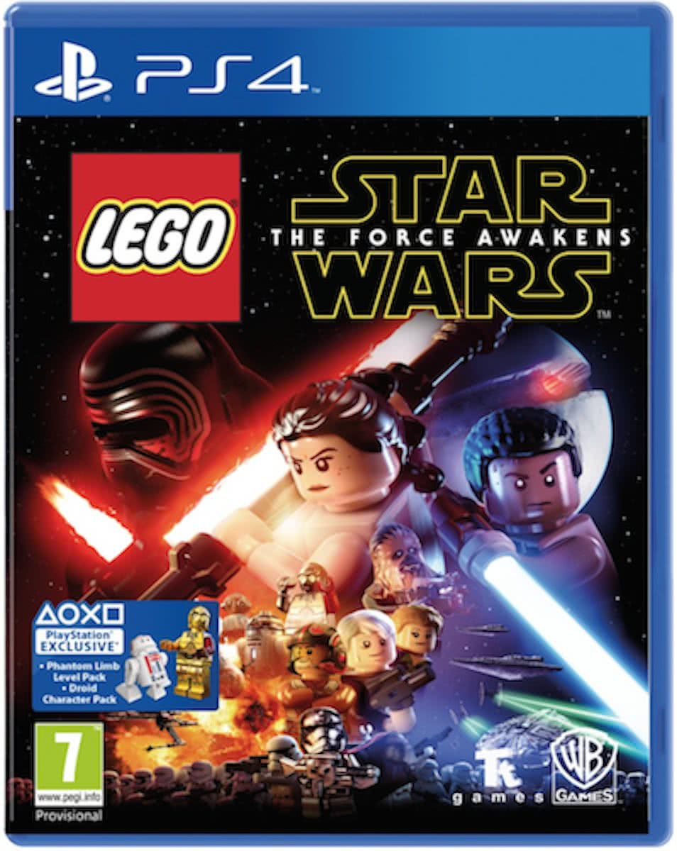 LEGO Star Wars The Force Awakens - PS4 (Import)