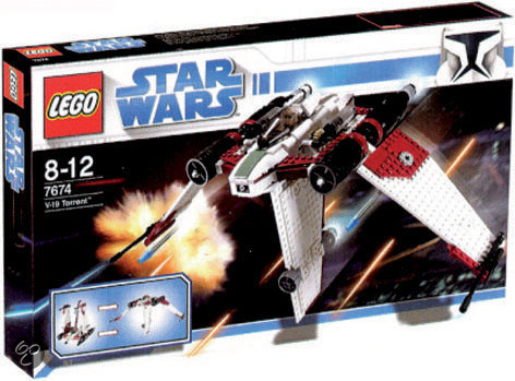 LEGO Star Wars V-19 Torrent - 7674