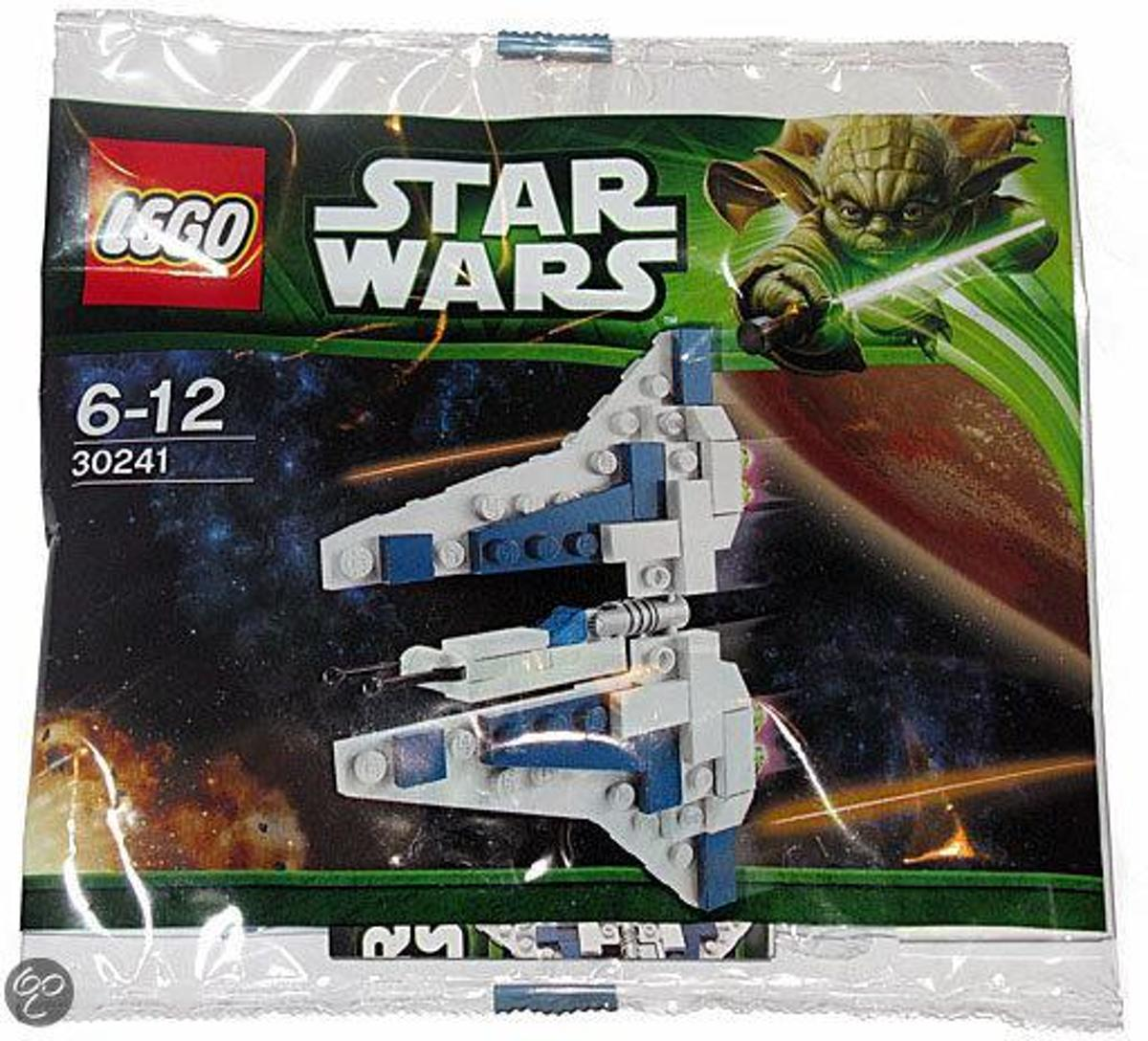 LEGO Starwars 30241 Mandlorian fighter