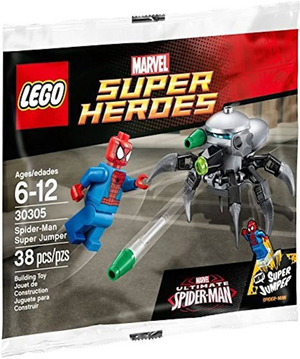 LEGO Super Heroes Spider-Man Super Jumper - 30305