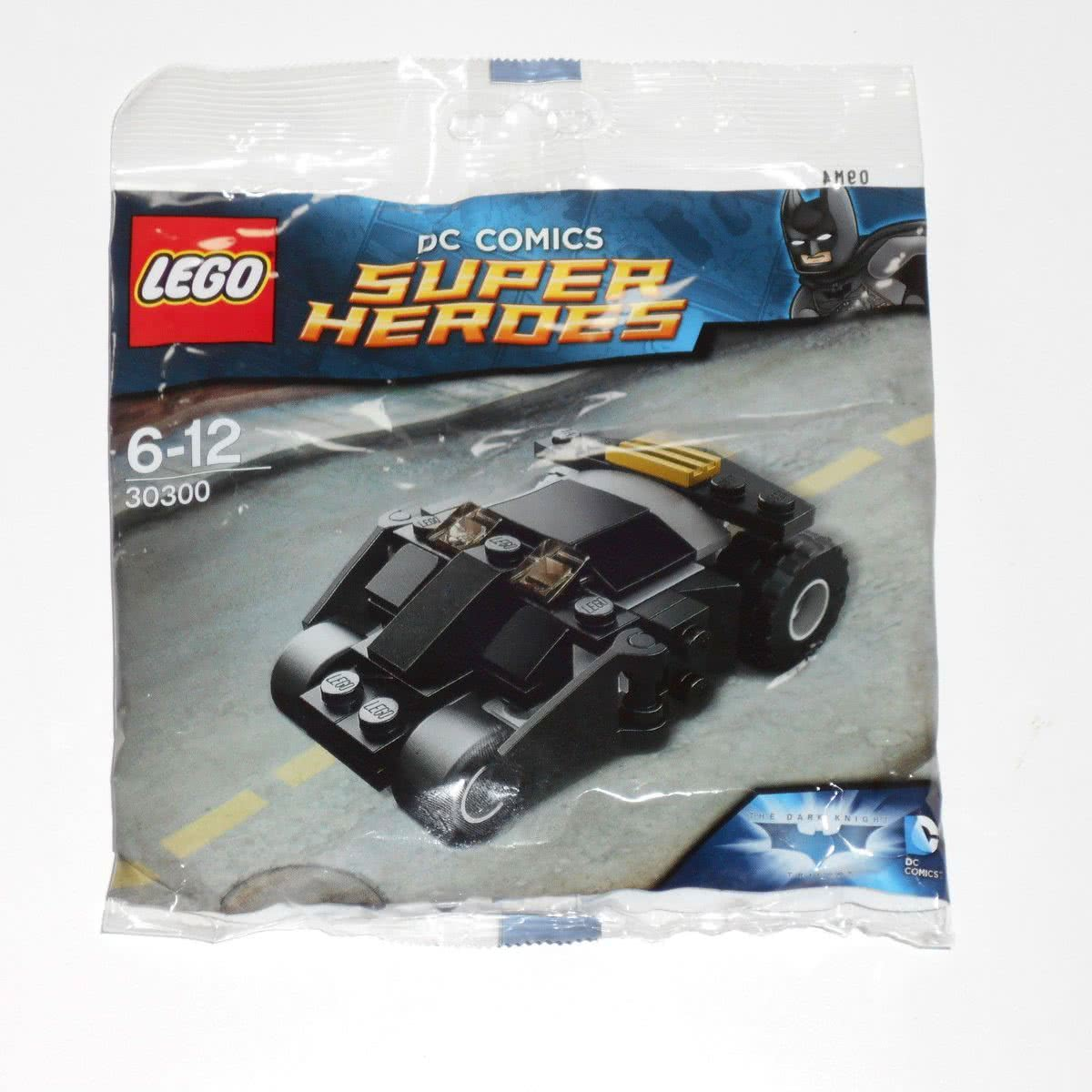 LEGO Super Heroes The Batman Tumbler - 30300