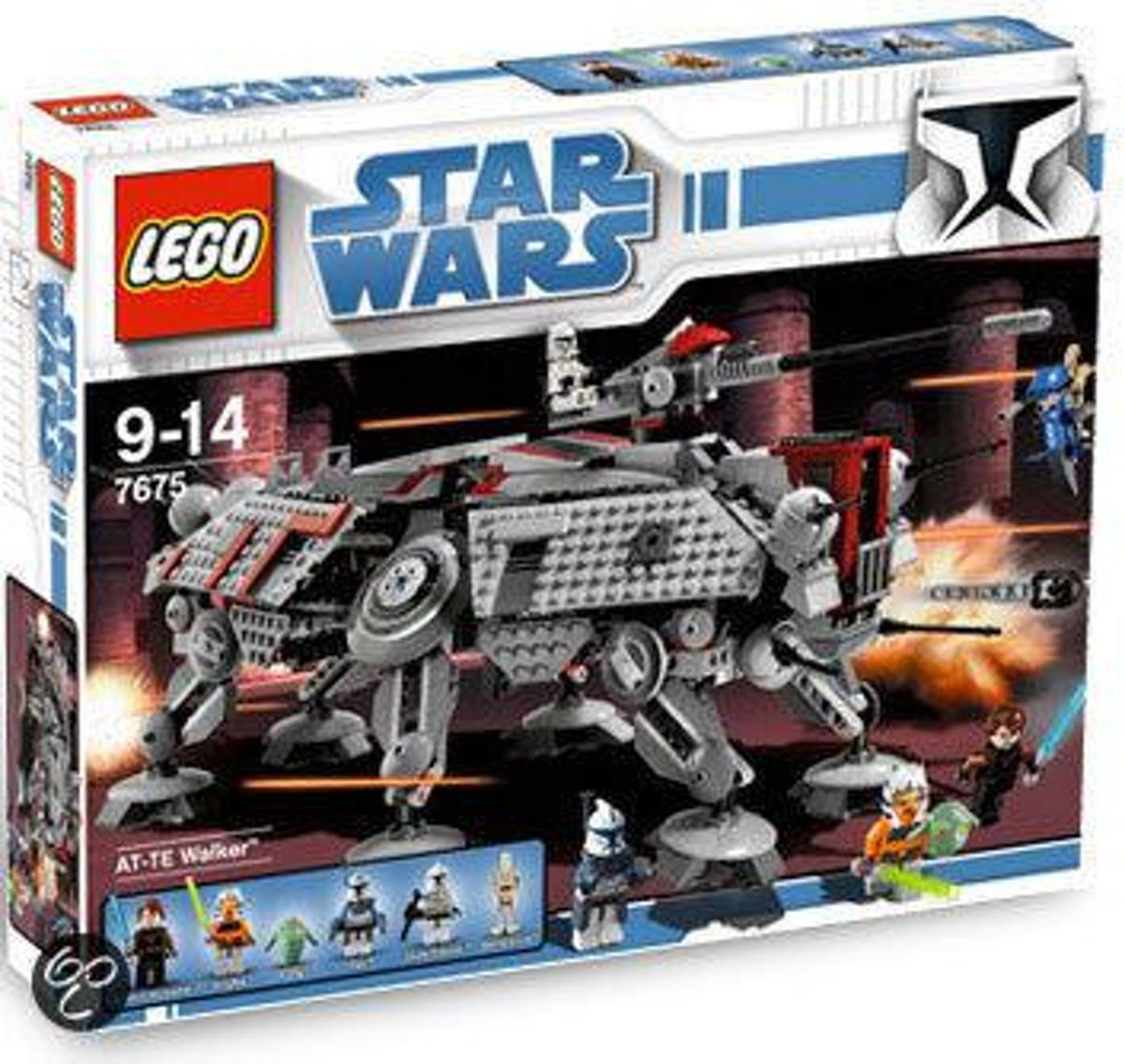 LEGO Sw At-Te Walker - 7675