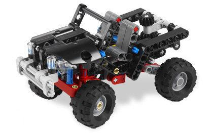 LEGO Technic Off-Roader - 8066