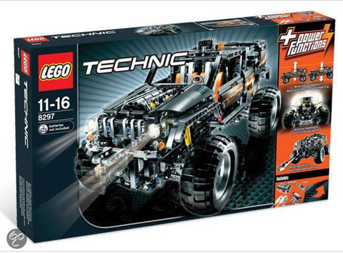 LEGO Technic Off-roader - 8297