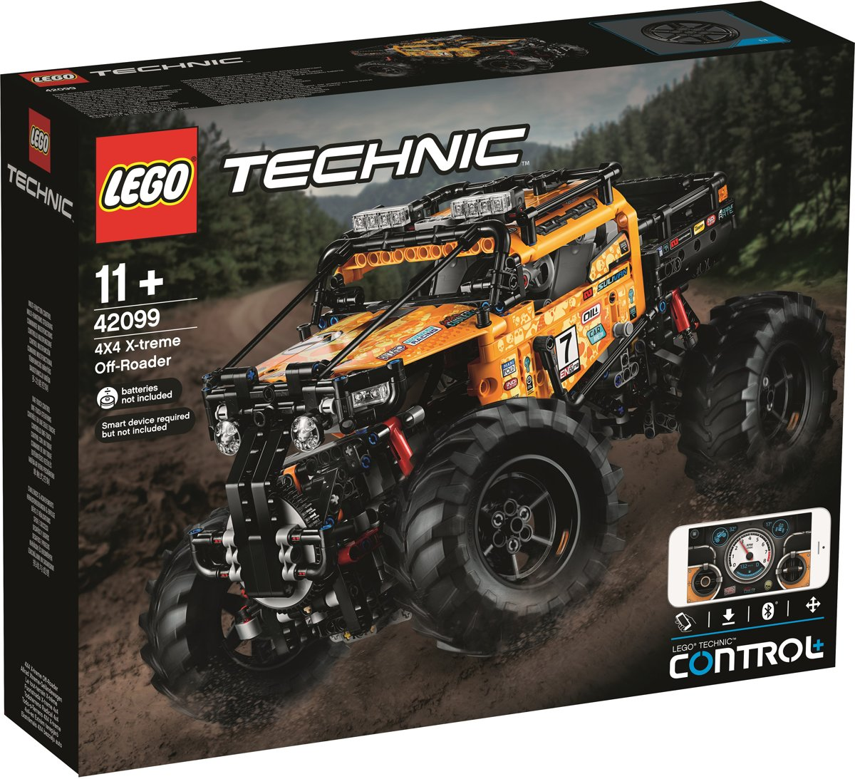 LEGO Technic RC X-treme Off-roader - 42099