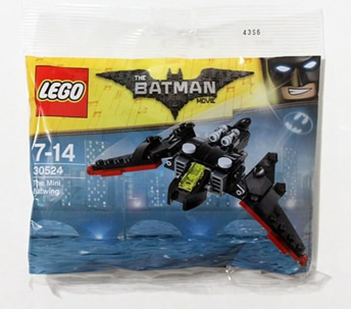 LEGO The Batman Movie, The Mini Batwing 30524