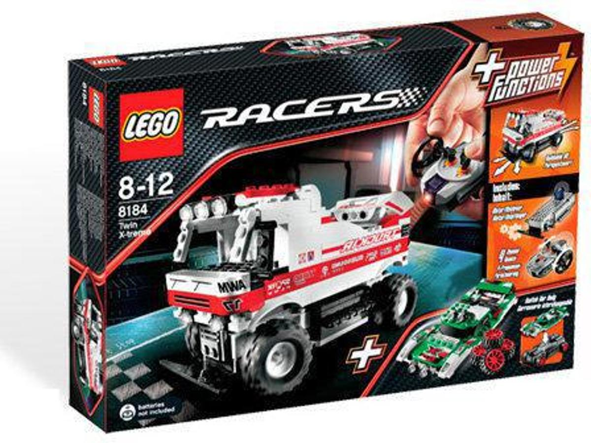 LEGO Twin X-Treme Rc - 8184