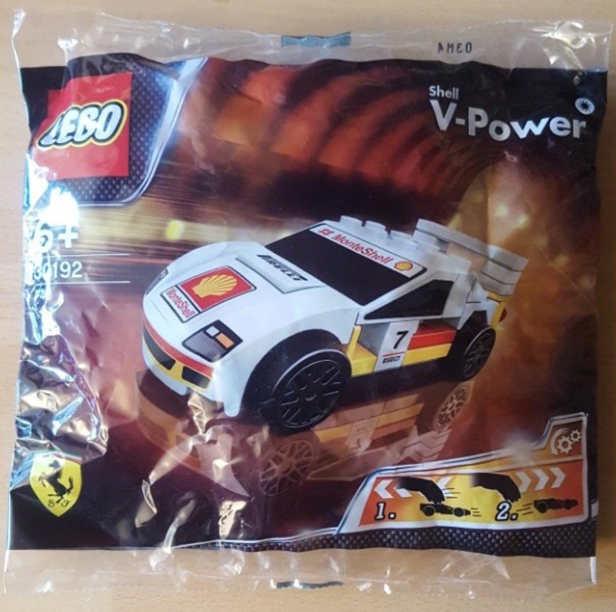 LEGO V-Power 30192 Ferrari F40