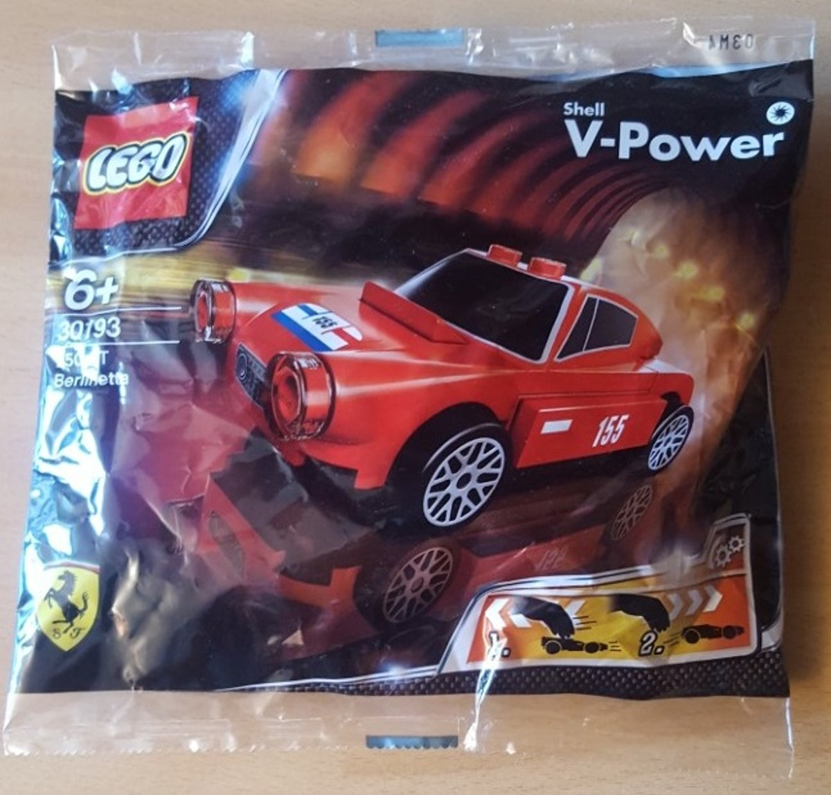 LEGO V-Power 30193 Ferrari 250 GT Berlinetta