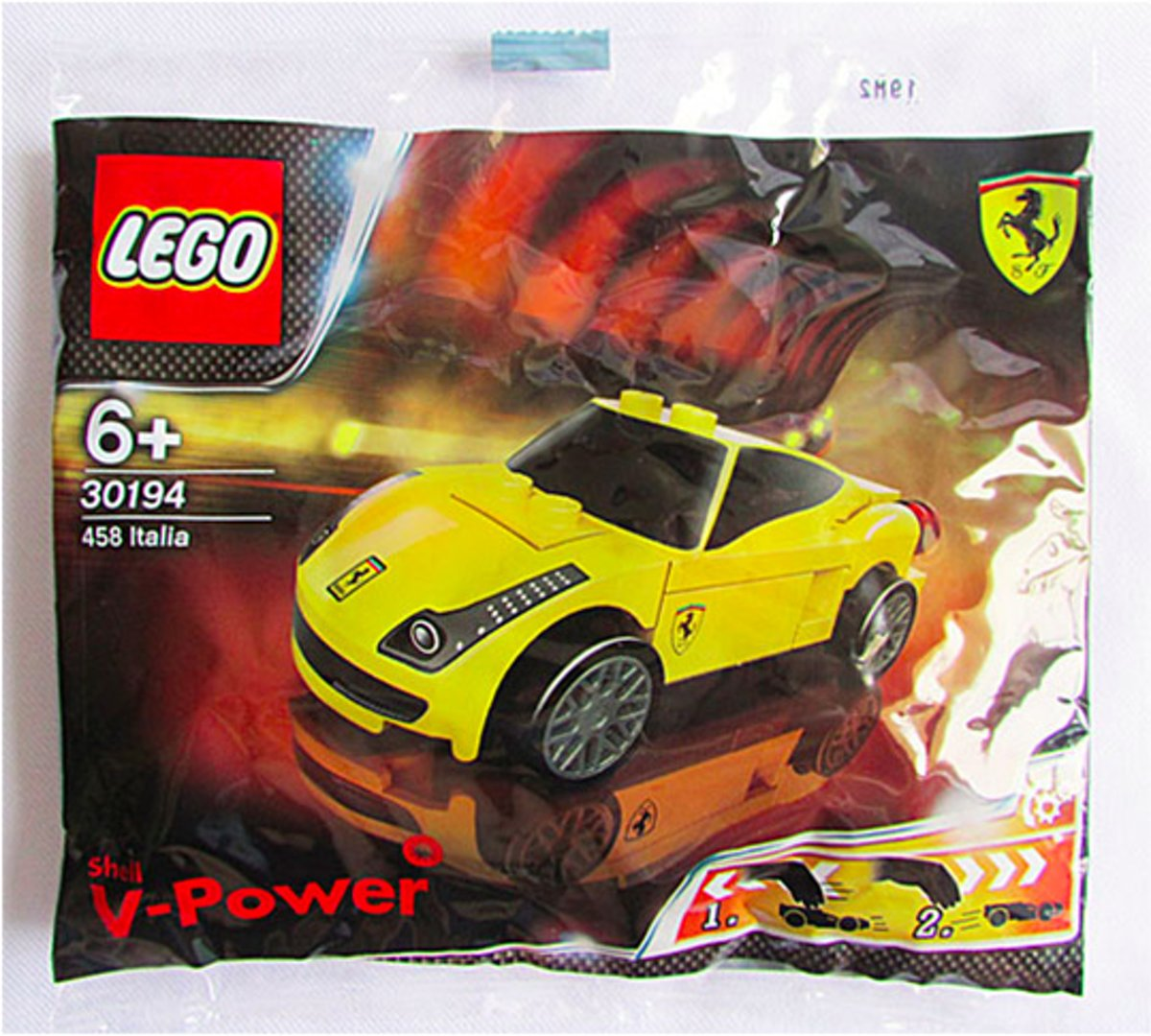 LEGO V-Power 30194 Ferrari 458 Italia