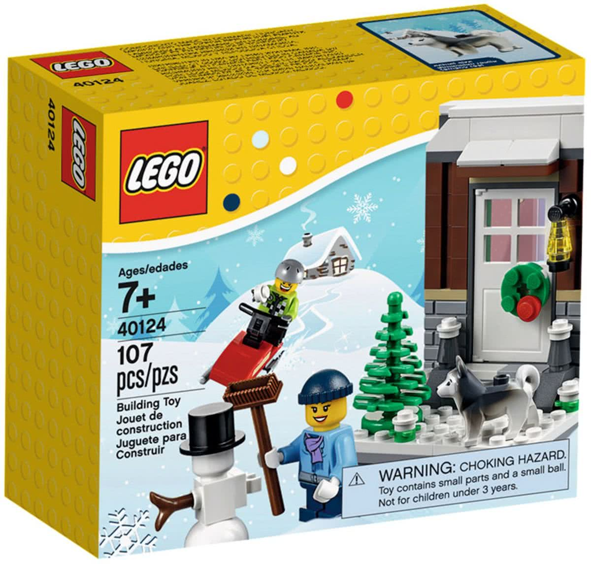 LEGO Winter Fun - 40124