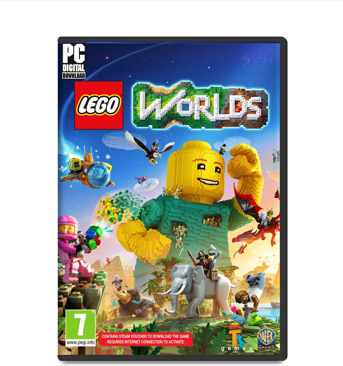 LEGO Worlds - Windows