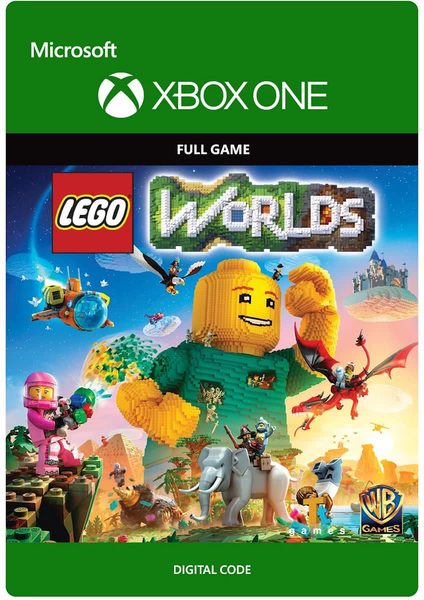LEGO Worlds - Xbox One Download